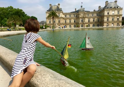 Paris with children – 5 places not to miss in the City of Light