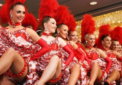 Cabarets in Paris – Where to see the cancan dance